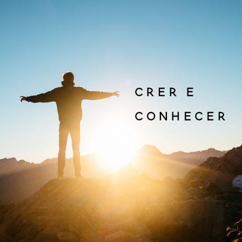 CRER E CONHECER